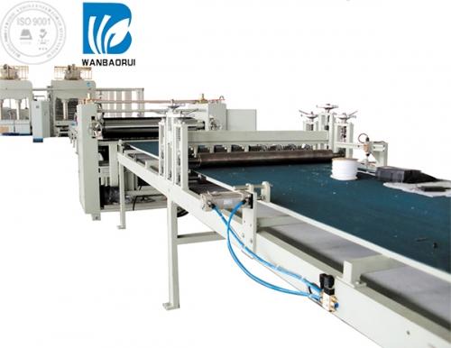 复合地板生产线